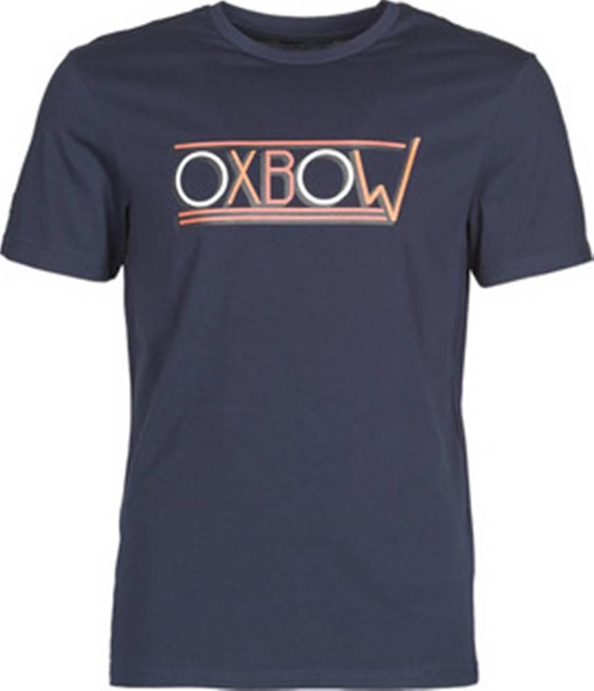 Oxbow Oxbow Trička s krátkým rukávem M2TRINEL Modrá