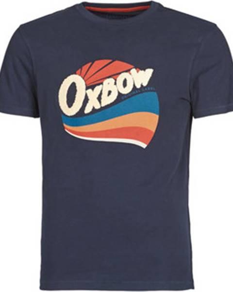 Modré tričko Oxbow