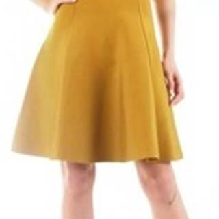 Guess Krátké šaty 02G7355036Z Zelená