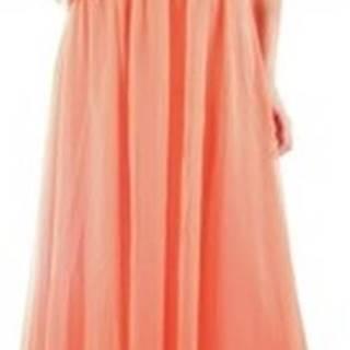 Guess Společenské šaty 02G7699277Z Oranžová