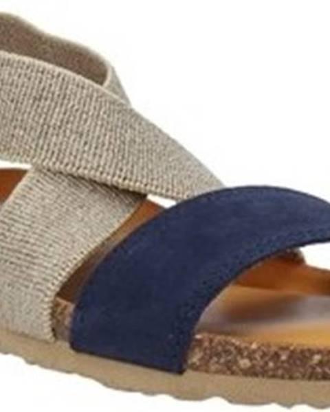 Modré sandály Igi&co