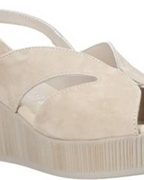 Béžové sandály Susimoda