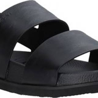 Calvin Klein Jeans Sandály B4F4527 Černá