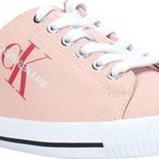 Calvin Klein Jeans Tenisky B4R0896 Růžová