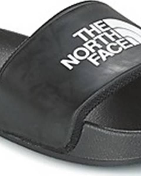 Černé pantofle The North Face