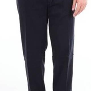 Barba Napoli Kapsáčové kalhoty JELTON6201 Modrá