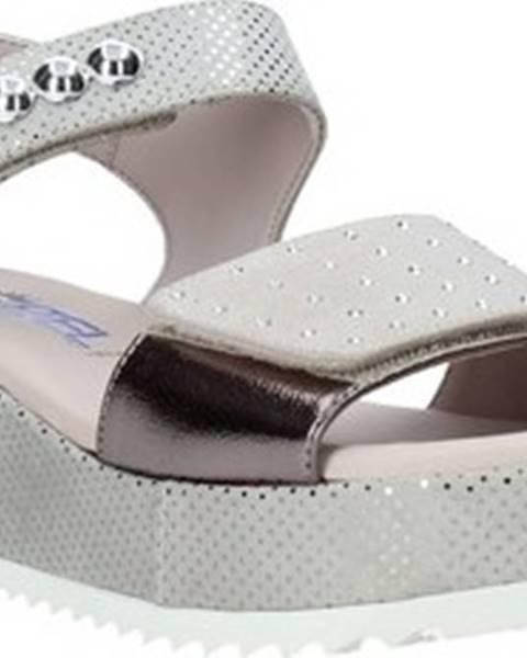 Béžové sandály Comart