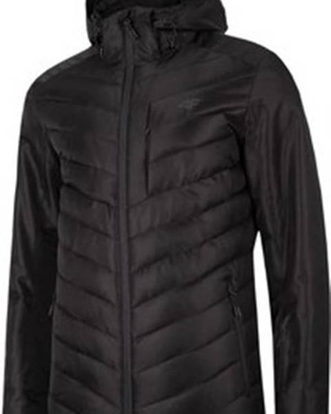 Černá bunda 4F