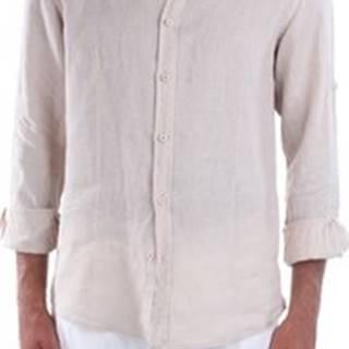 Four Košile s dlouhymi rukáv MEMO Béžová