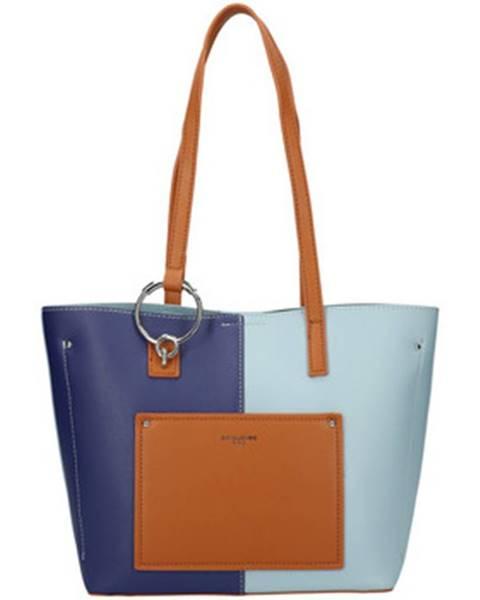 Modrá kabelka David Jones