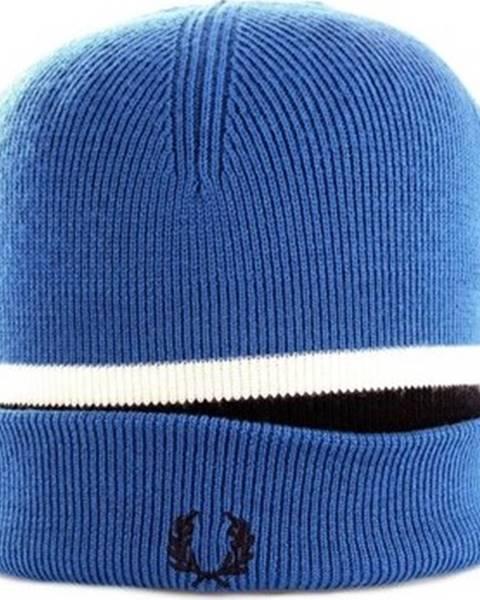 Modrá čepice Fred Perry