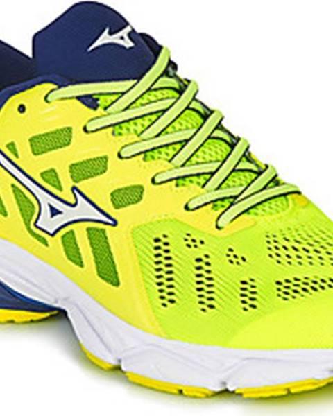 Žluté boty Mizuno