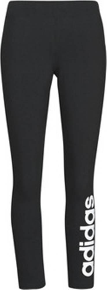 adidas adidas Legíny / Punčochové kalhoty W E LIN TIGHT Černá