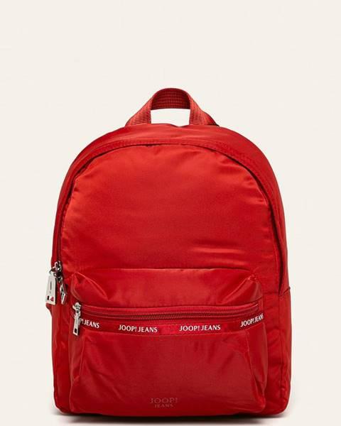 Červený batoh JOOP!