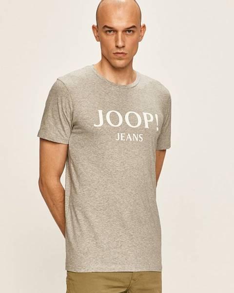 Šedé tričko JOOP!