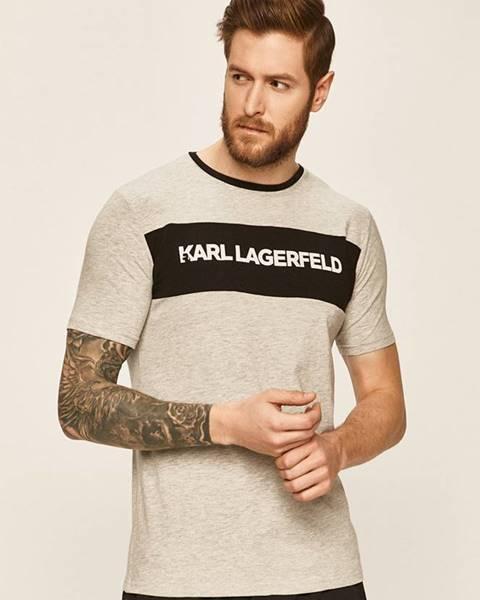 Tričko karl lagerfeld