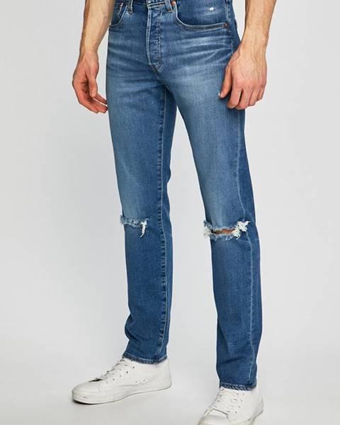 Modré kalhoty Levi's