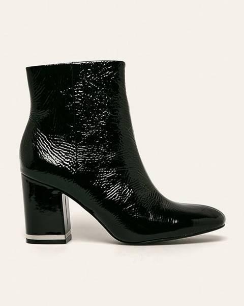 Černé boty Calvin Klein