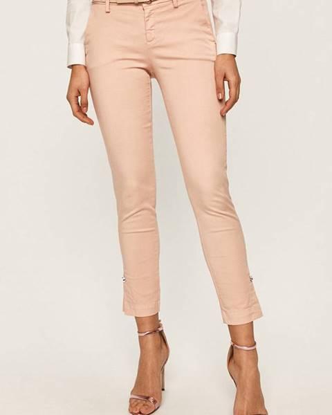 Růžové kalhoty Liu Jo