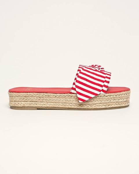 Červené boty Liu Jo