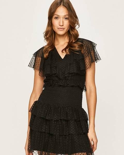 Černé šaty Liu Jo