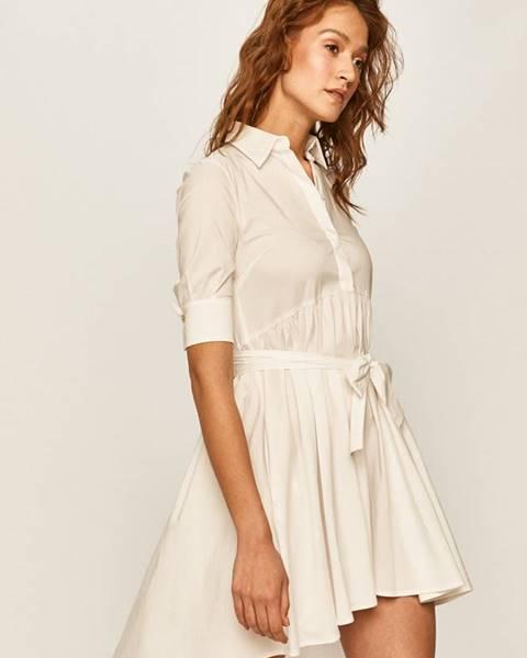 Bílé šaty Liu Jo