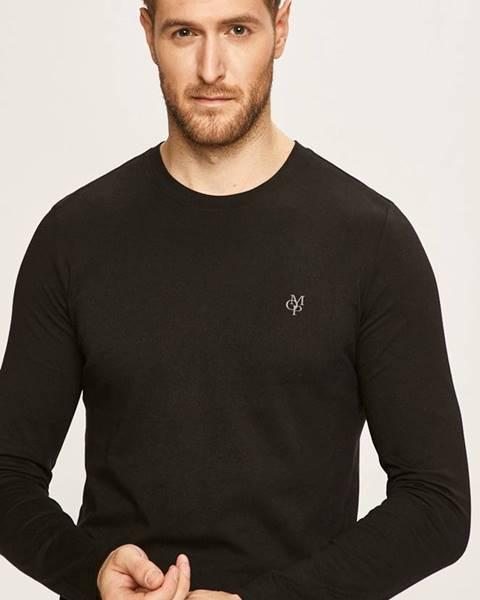 Černé tričko Marc O'Polo