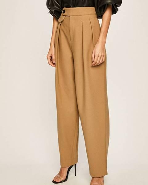 Zelené kalhoty Miss Sixty
