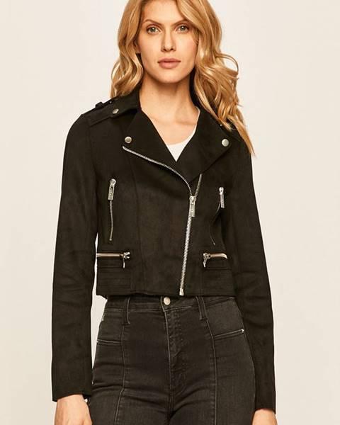 Černá bunda Morgan