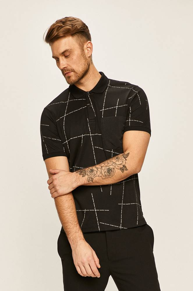 Calvin Klein Calvin Klein - Polo tričko