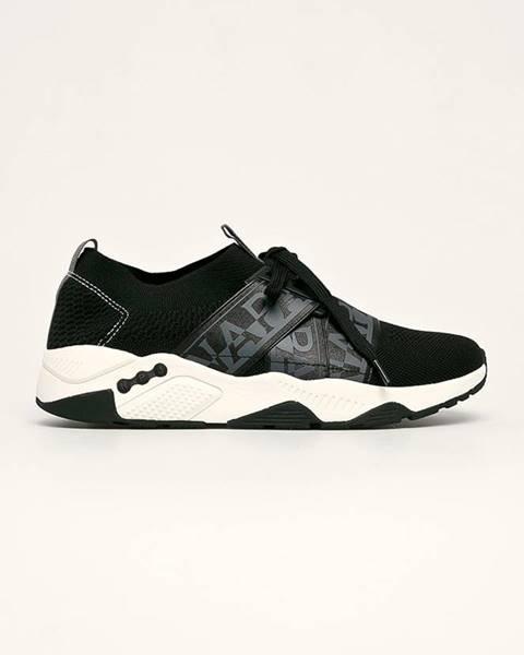 Černé boty Napapijri