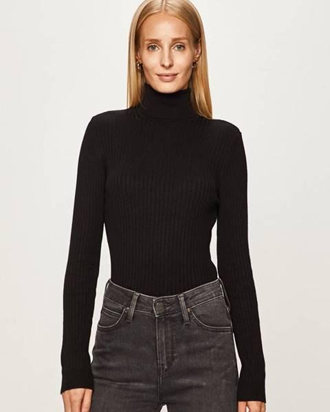 Černý svetr only