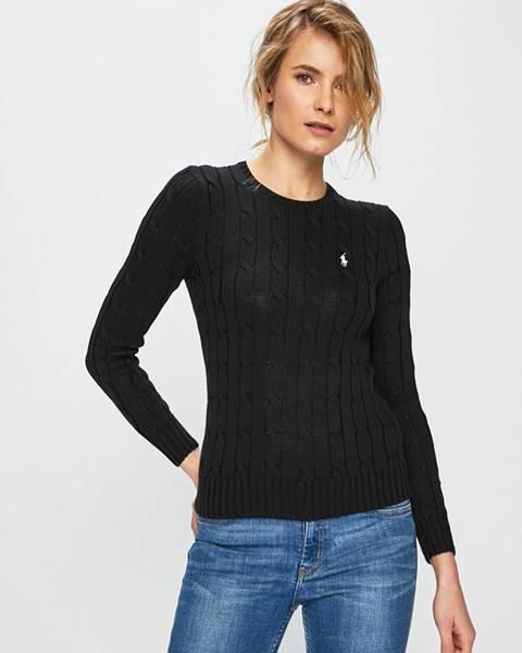 Černý svetr Polo Ralph Lauren