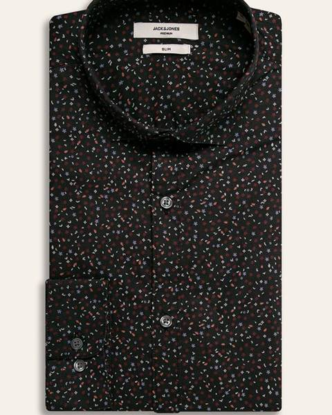 Černá košile Premium by Jack&Jones