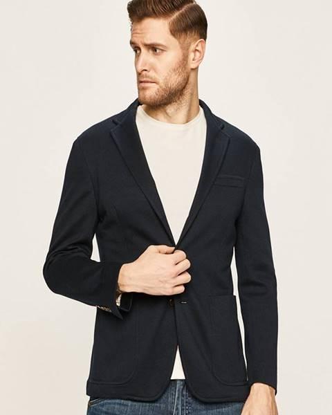 Modré sako Polo Ralph Lauren