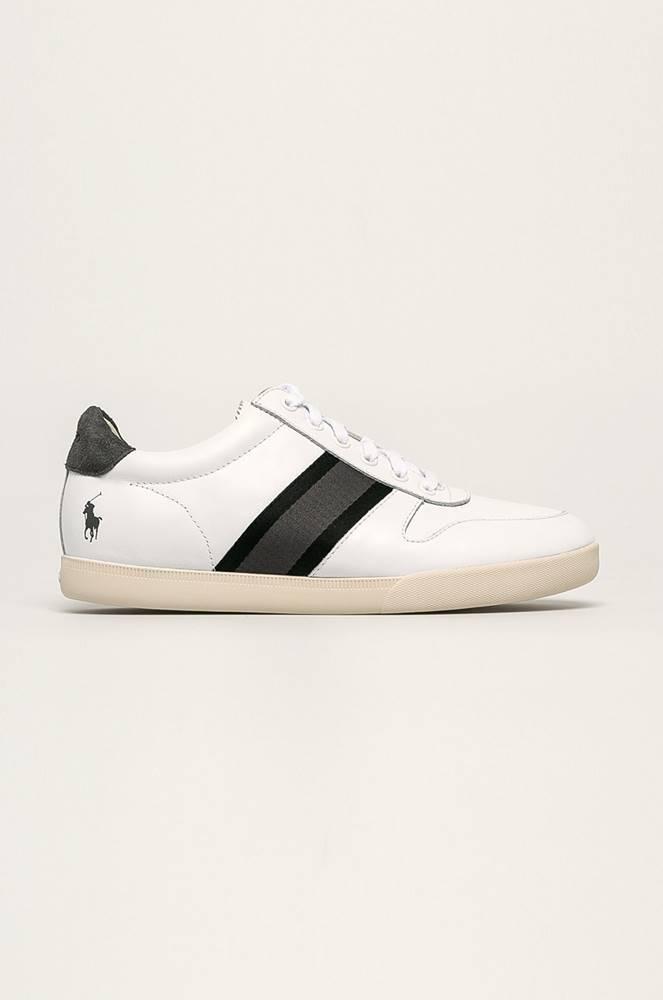 Polo Ralph Lauren Polo Ralph Lauren - Kožené boty