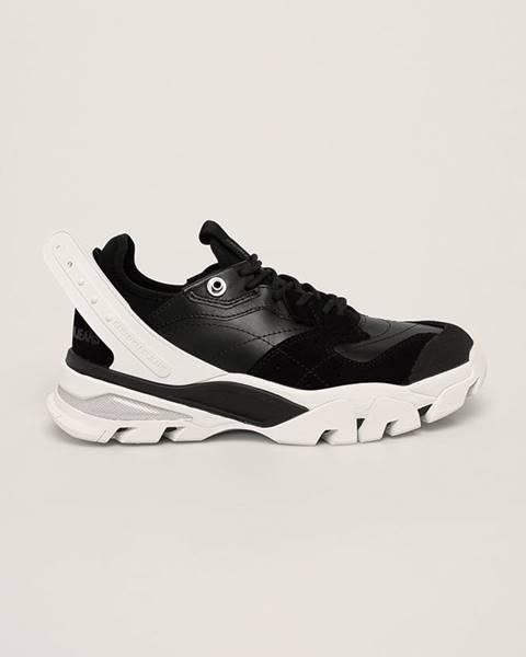 Černé boty calvin klein jeans