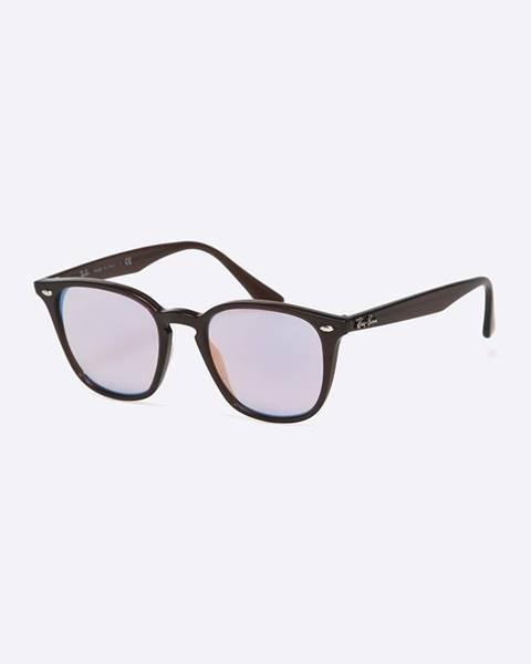 Hnědé brýle Ray-Ban