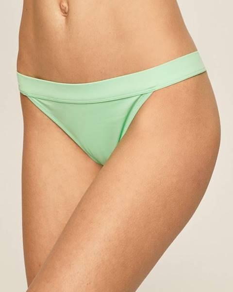 Zelené spodní prádlo puma