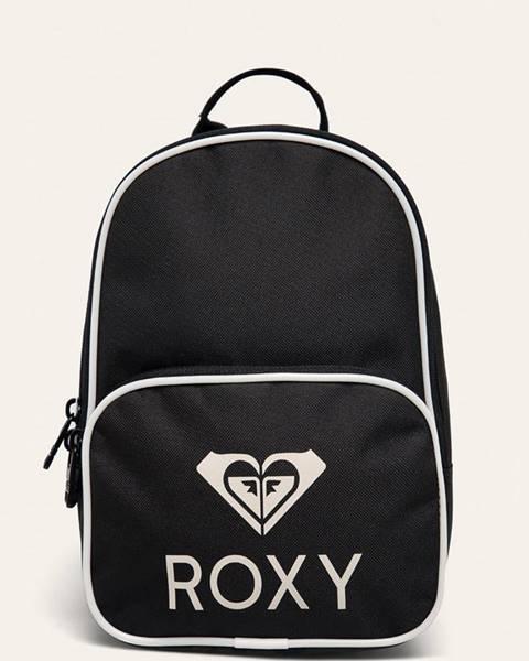 Černý batoh roxy