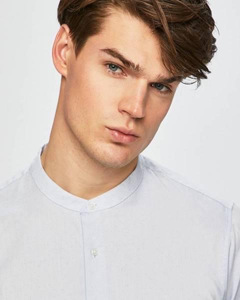 Modrá košile s.Oliver Black Label