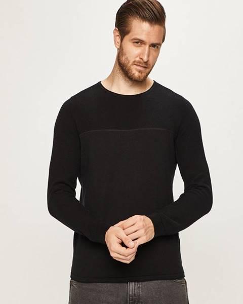 Černý svetr s.oliver