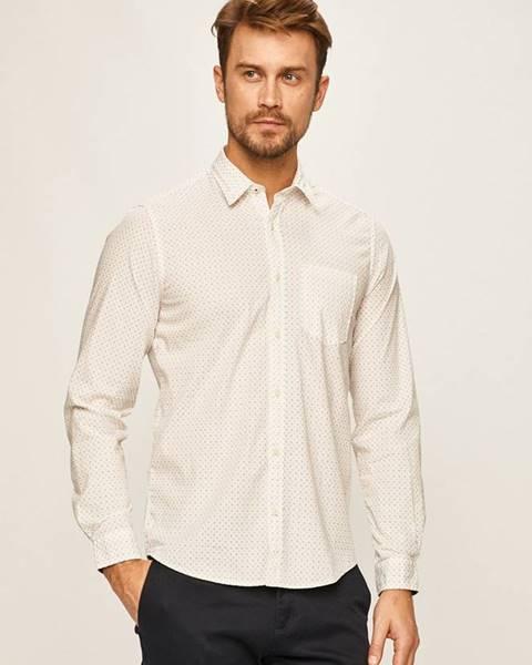Bílá košile s.oliver