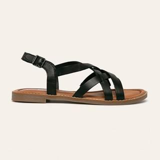 s. Oliver - Kožené sandály