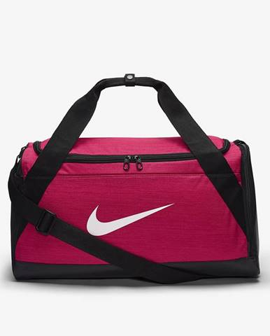 Růžový kufr nike