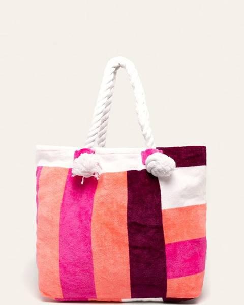 Růžová kabelka Seafolly