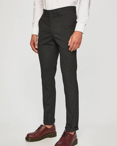 Černé kalhoty SELECTED