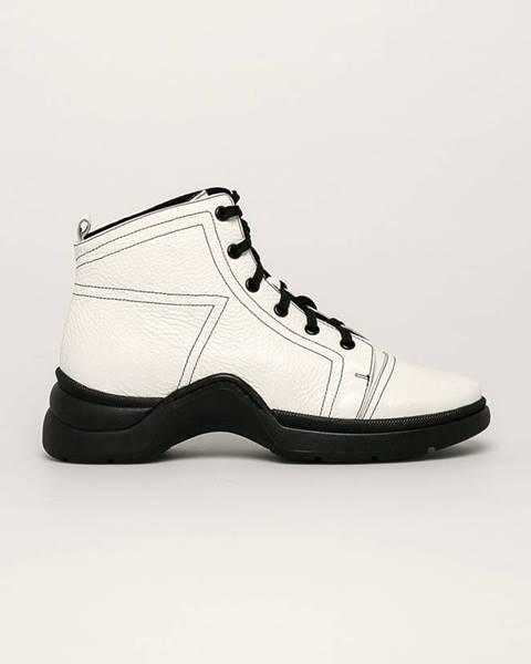 Bílé boty Solo Femme