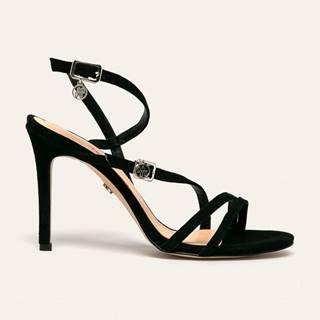 Solo Femme - Kožené sandály