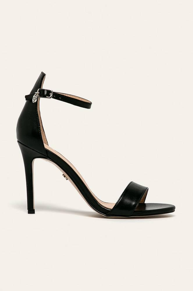 Solo Femme Solo Femme - Kožené sandály
